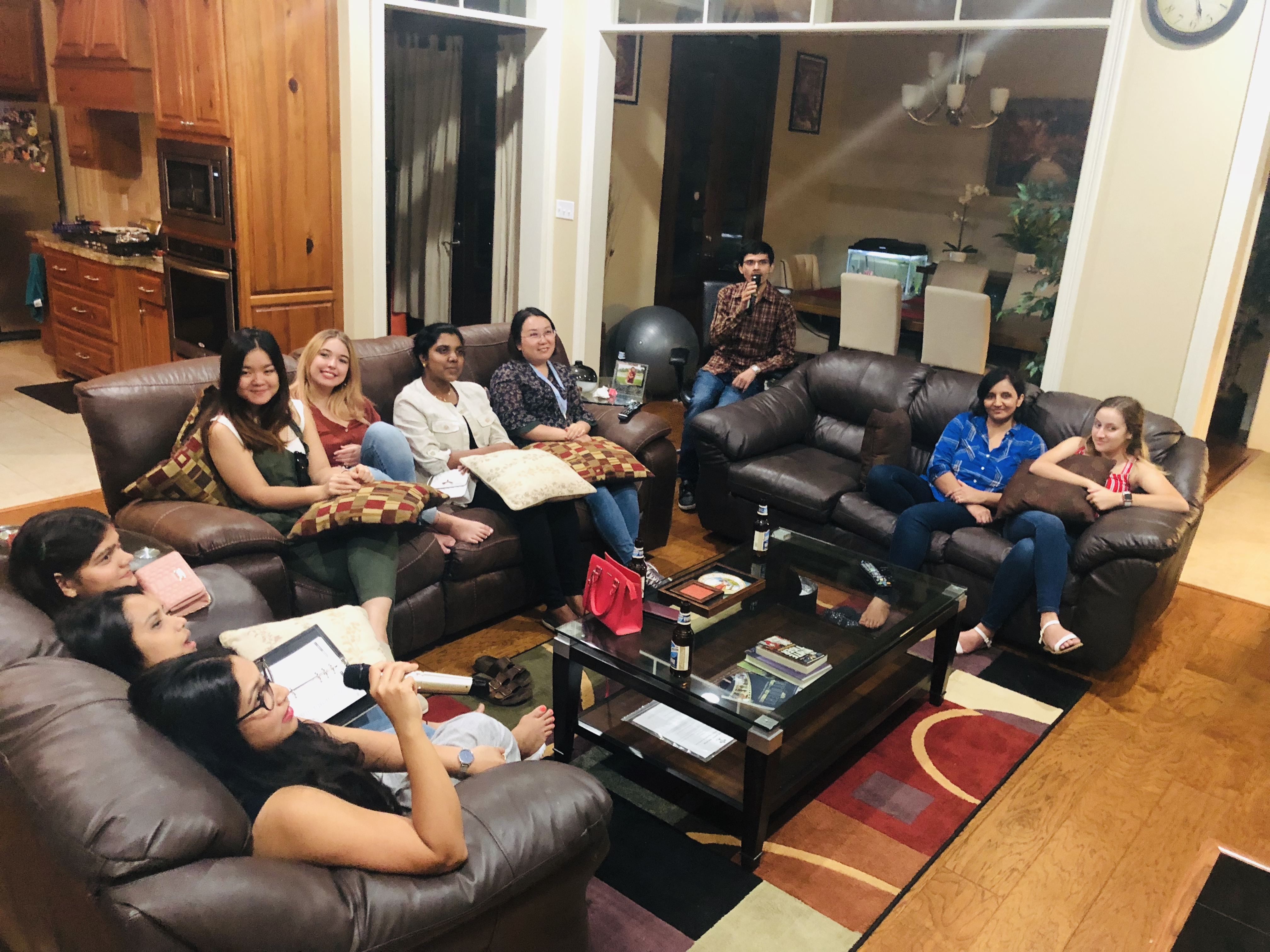 Fall Wecome and Karaoke Party 2019